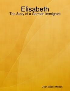 Author: Jean Wilcox Hibben