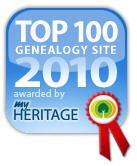 MyHeritageAwardLogo